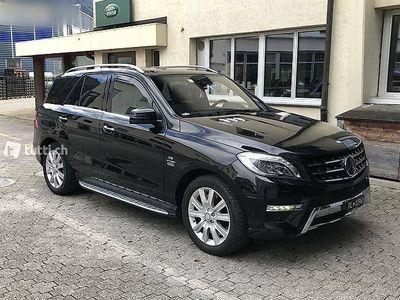 gebraucht Mercedes ML500 M-Klasse MercedesVollausstattung