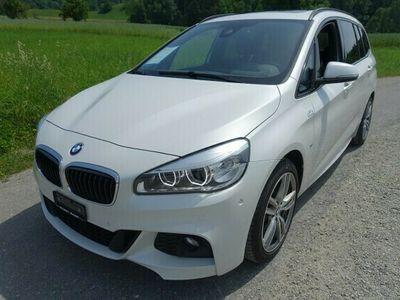 gebraucht BMW 220 Gran Tourer 2er d M Sport