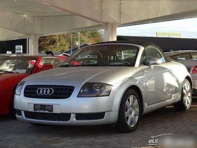 gebraucht Audi TT Roadster 1.8 T (Cabriolet)