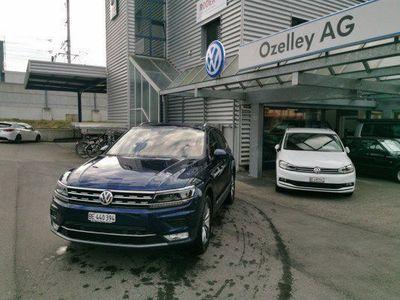 gebraucht VW Tiguan 2.0TDI High 4M