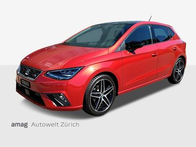 gebraucht Seat Ibiza 1.0 EcoTSI DSG Swiss FR
