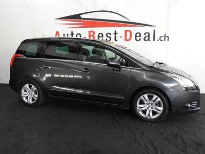 gebraucht Peugeot 5008 2.0 HDI Allure Automatic
