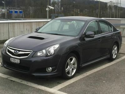 gebraucht Subaru Legacy 2.5 GT Executive S