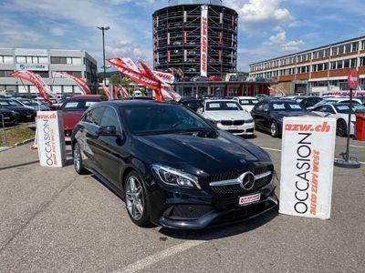gebraucht Mercedes CLA250 Shooting Brake AMG Line 4Matic DCT-Automat