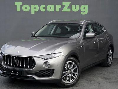 gebraucht Maserati Levante S 3.0 V6 CH-Fahrzeug