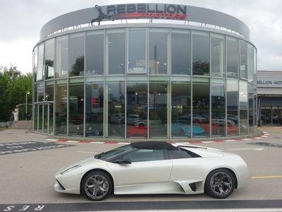 gebraucht Lamborghini Murciélago LP640-4 Roadster