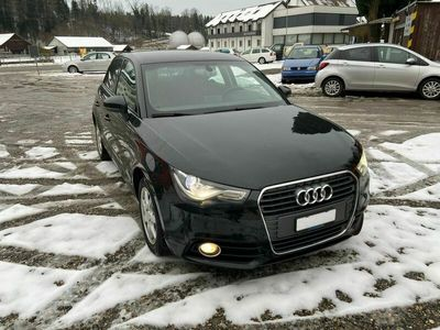 gebraucht Audi A1 Sportback  1.4 TFSI Attraction S-tronic