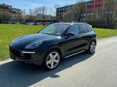 gebraucht Porsche Cayenne Cayenne Diesel Platinum EditionDiesel Platinum Edition