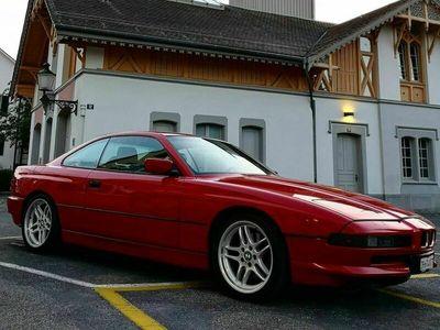 gebraucht BMW 850 8er i (manuelles 6 Gang Schaltgetriebe)