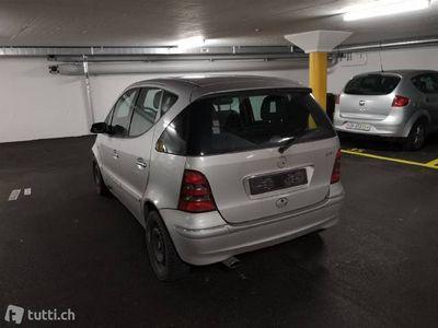 gebraucht Mercedes A170 CDI Avantgarde