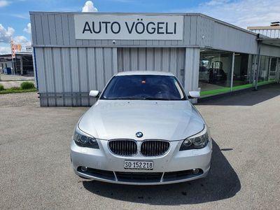 gebraucht BMW 525 5er Reihe E60 xi