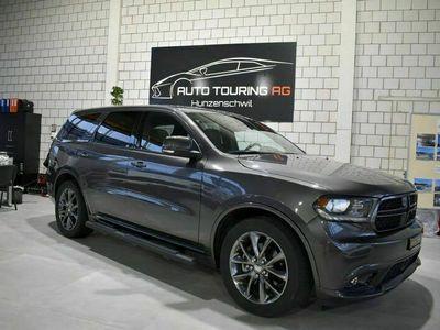 gebraucht Dodge Durango 5.7 V8 HEMI MDS VVT R/T AWD