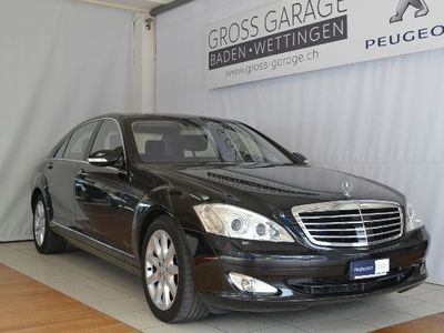 gebraucht Mercedes S500L S-Klasse4Matic S-KLASSE W221