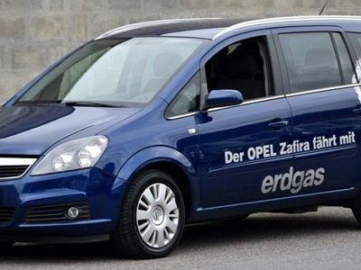 gebraucht Opel Zafira 1.6i 16V CNG Enjoy