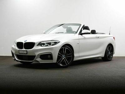 gebraucht BMW 220  d Steptronic M Sport