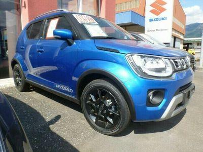 gebraucht Suzuki Ignis 1.2 Gen. Top MT blau