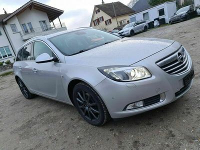 gebraucht Opel Insignia Sports Tourer 2.0 Turbo Sport Edition 4WD