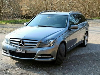gebraucht Mercedes C220 C-KlasseCDI Avantgarde 7G-Tronic