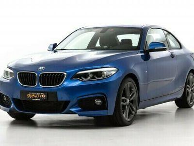 gebraucht BMW 218 2er d M Sport FACELIFT