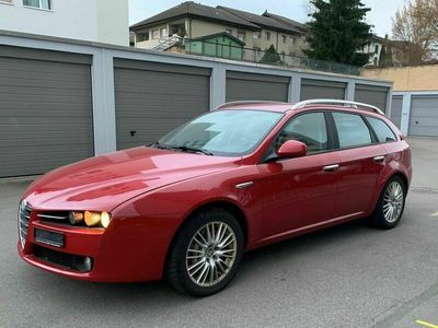 gebraucht Alfa Romeo Crosswagon  159 Sportwagon 3.2 JTSTI Q-Tronic