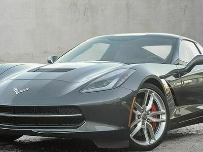 gebraucht Chevrolet Corvette Stingray Corvette C7Coupe 6.2 V8 1LT