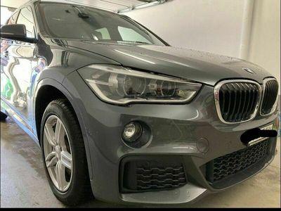 gebraucht BMW X1 X1 xDrive 20d M Sport SteptronicxDrive 20d M Sport Steptronic