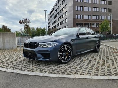 gebraucht BMW M5 xDrive Competition Drivelogic