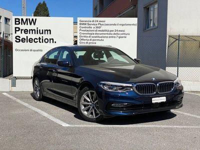 gebraucht BMW 530 5er e paddles