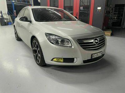 gebraucht Opel Insignia 2.8 Turbo 4x4