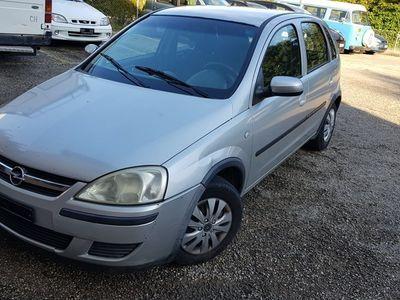 gebraucht Opel Corsa 1.4i 16V Comfort