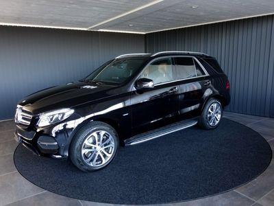 gebraucht Mercedes GLE500 e 4Matic