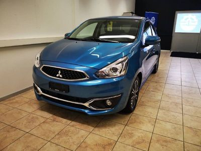 gebraucht Mitsubishi Space Star 1.2 MIVEC Style