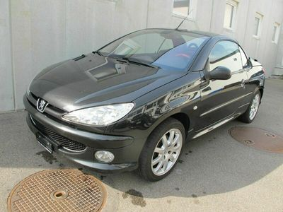 gebraucht Peugeot 206 CC 206 CC 2.0 16V Exclusive Edition 2.0 16V Exclusive Edition