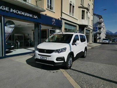 gebraucht Peugeot Rifter Long 1.2 PureTech 130 A