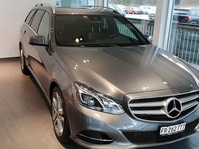 gebraucht Mercedes E250 E-KlasseBlueTEC Avantgarde 4Matic 7G-Tronic