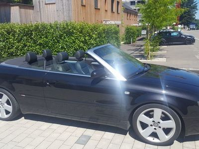 gebraucht Audi A4 Cabriolet 1.8 i Turbo S LINE