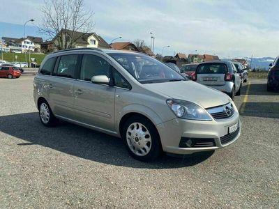 gebraucht Opel Zafira 2.2 Direct Km: 122000 (7-Plätzer)