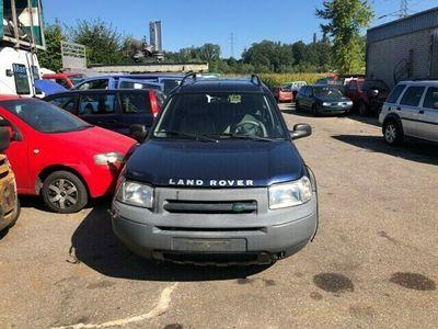 gebraucht Land Rover Freelander 2.5 V6 ES Hardback