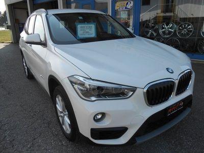 gebraucht BMW X1 sDrive 18d Sport Line Steptronic