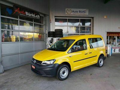 gebraucht VW Caddy 2.0 TDI Comfortline 4Motion