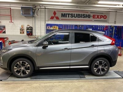 gebraucht Mitsubishi Eclipse Cross 1.5 T-Mivec Style 4WD CVT Light Pac