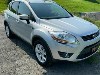 gebraucht Ford Kuga 2.0 TDCi 140 Carving FPS