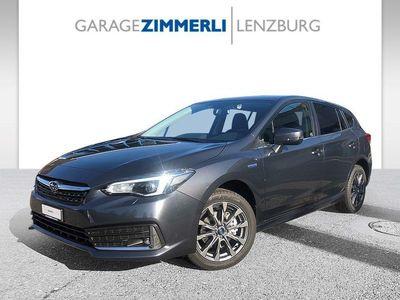 gebraucht Subaru Impreza e-Boxer Swiss Plus