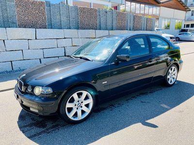 gebraucht BMW 316 Compact 3er Compact ti Advantage