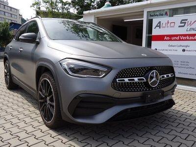 gebraucht Mercedes GLA250 4Matic AMG Line 8G-DCT