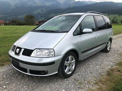 gebraucht Seat Alhambra 2.8 VR6 Signo Automatic