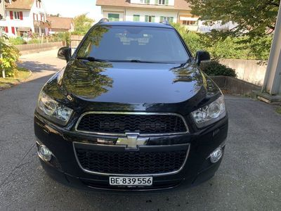gebraucht Chevrolet Captiva 2.2 TD 4x4 Diesel Jargang 2013 MFK 13-03-2