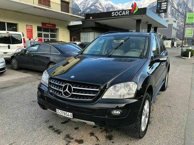 gebraucht Mercedes ML280 M-Klasse ML 280 CDI 4Matic 7G-Tronic M-KlasseCDI 4Matic 7G-Tronic
