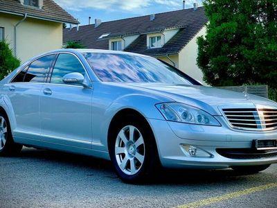 gebraucht Mercedes S320 S-Klasse Mercedes BenzDiesel frisch ab mfk Luxus Limousine