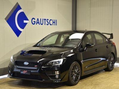 gebraucht Subaru WRX 2.5 Turbo 4WD STI Sport